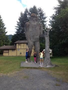Hi Bigfoot!