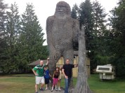 Hello family! Could Bigfoot really hide for so long?