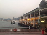 Time to take the Star Ferry...