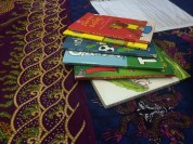 Nick's poetry books