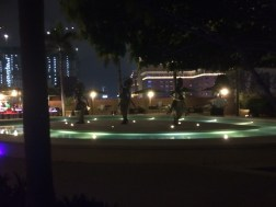 More fountains