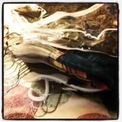 Getting thru KonMari method with clothes