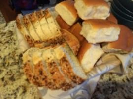 Fun bread