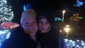A little cold for Zoo Lights
