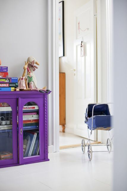 Ultra Violet ideas for kids rooms