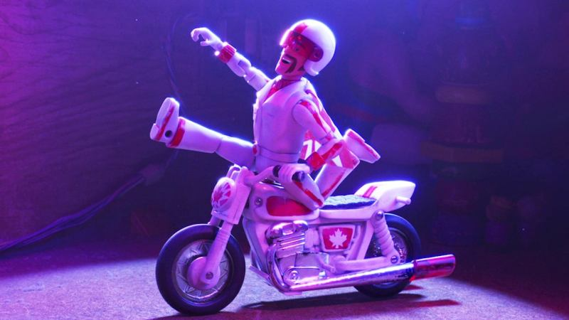 Duke Caboom Toy Story 4 Review_The Styling Mama