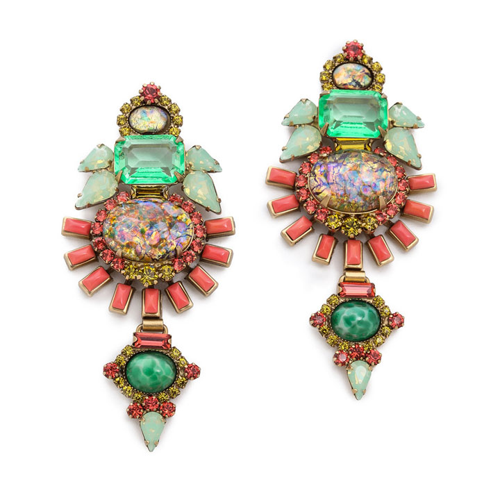 Elizabeth Cole Jewelry New York Sample Sale