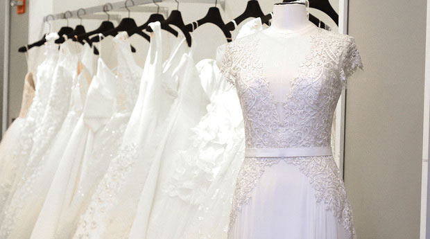 Saks Fifth Avenue Bridal New York Sample Sale