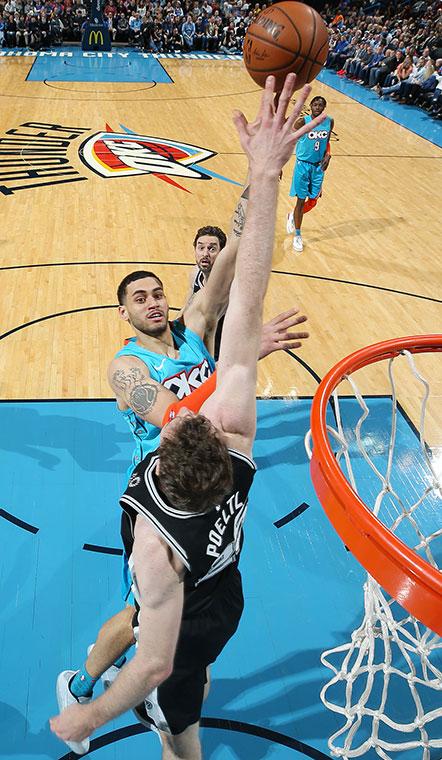 Thunder Spurs 2