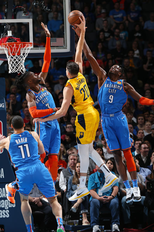 Thunder Pacers 2