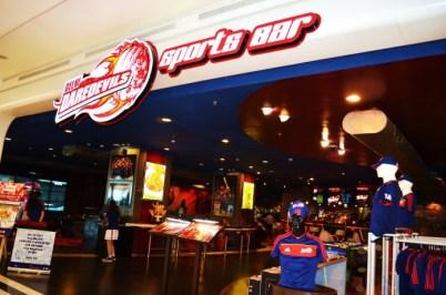 Delhi Daredevils Sports Bar