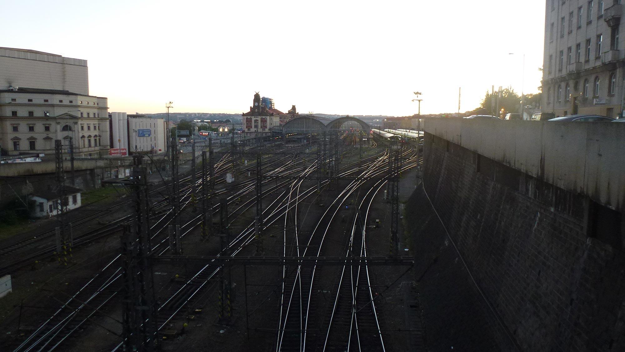 Giorno 6: Praga <br /> (e treno notturno per Varsavia)