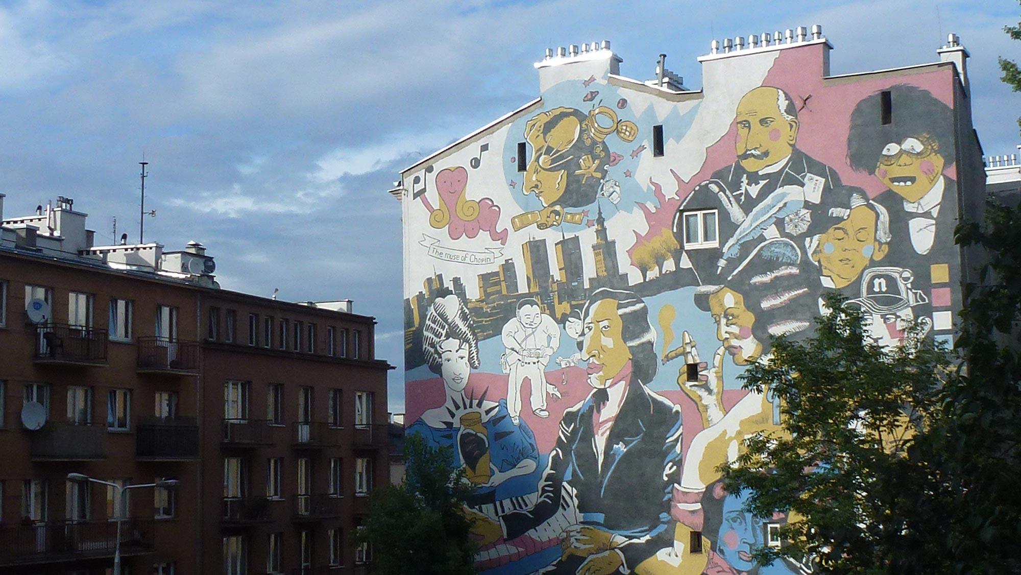Giorno 8: caffè e snobismo culturale a Varsavia