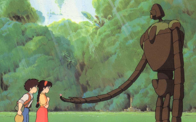 """""""L'arte dei robot è un insulto alla vita"""" dice Hayao Miyazaki"""