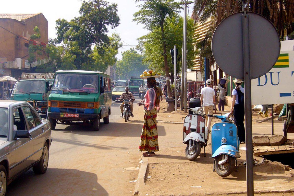 Bamako, capitale del Malì