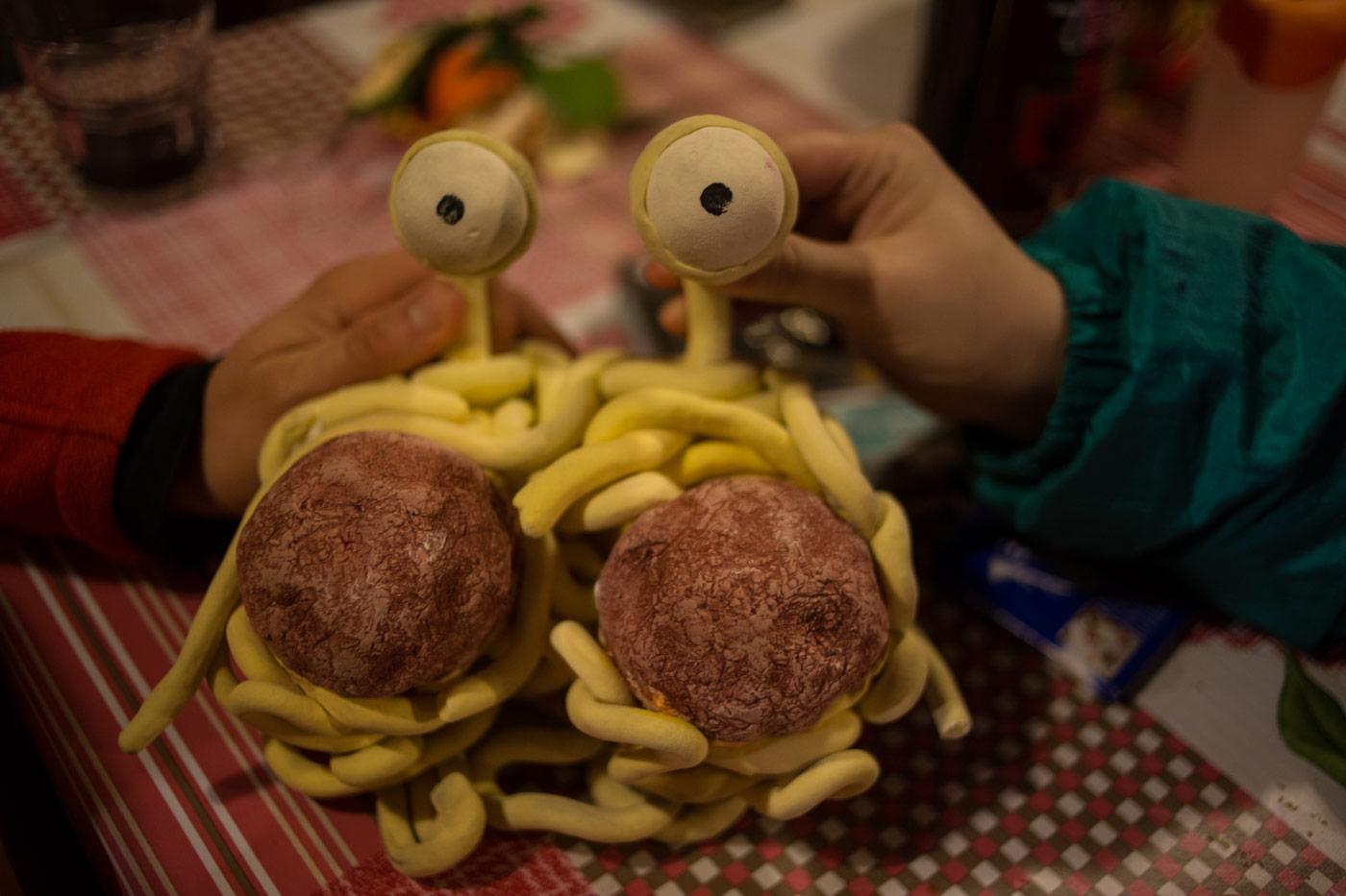 Siamo stati al Capodanno pastafariano