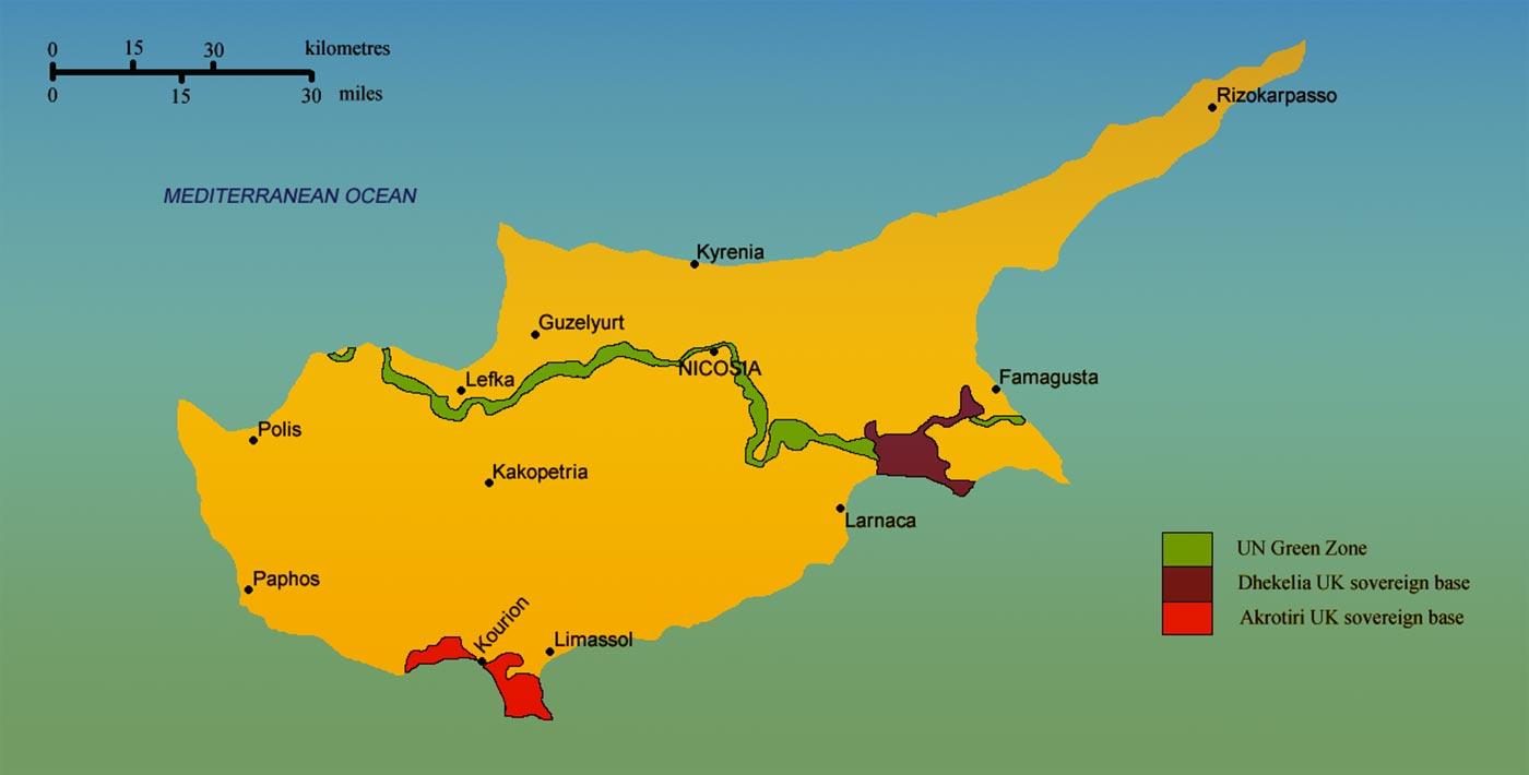 Cipro: prove tecniche di riunificazione a Ginevra