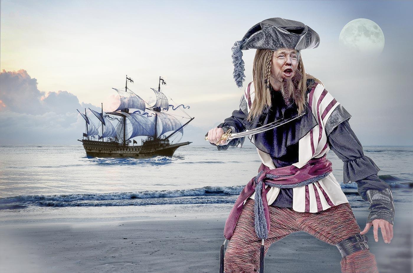 I pirati del trans-Pacifico