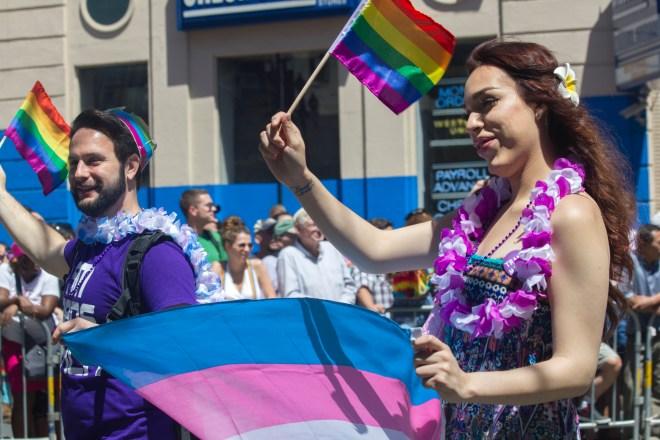 Essere transgender in Italia