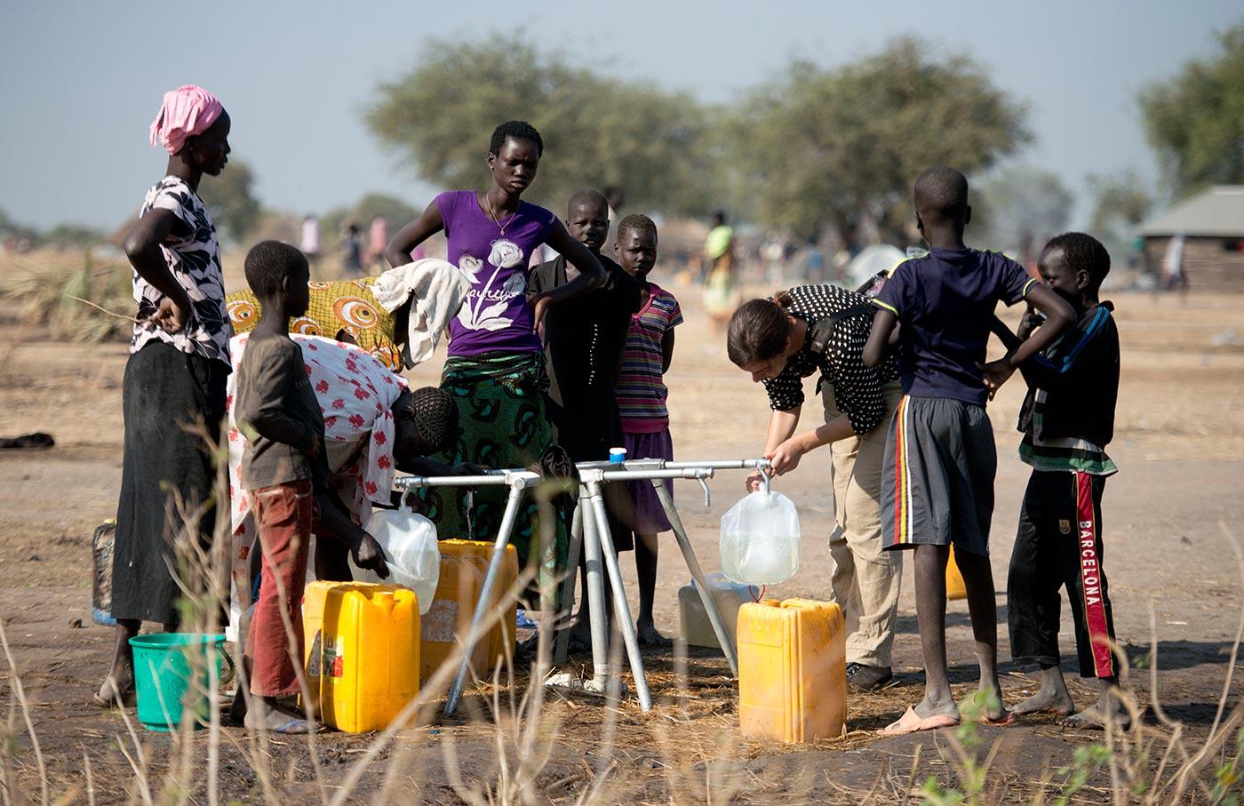 La comunità internazionale ha aspettato troppo per aiutare il Sud Sudan