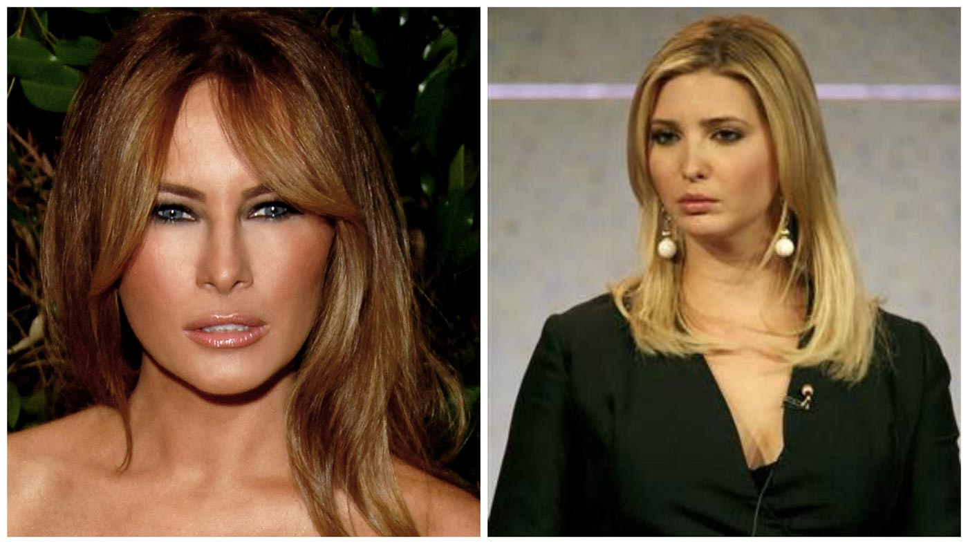 "Melania e Ivanka Trump: più di due semplici ""donne immagine"""