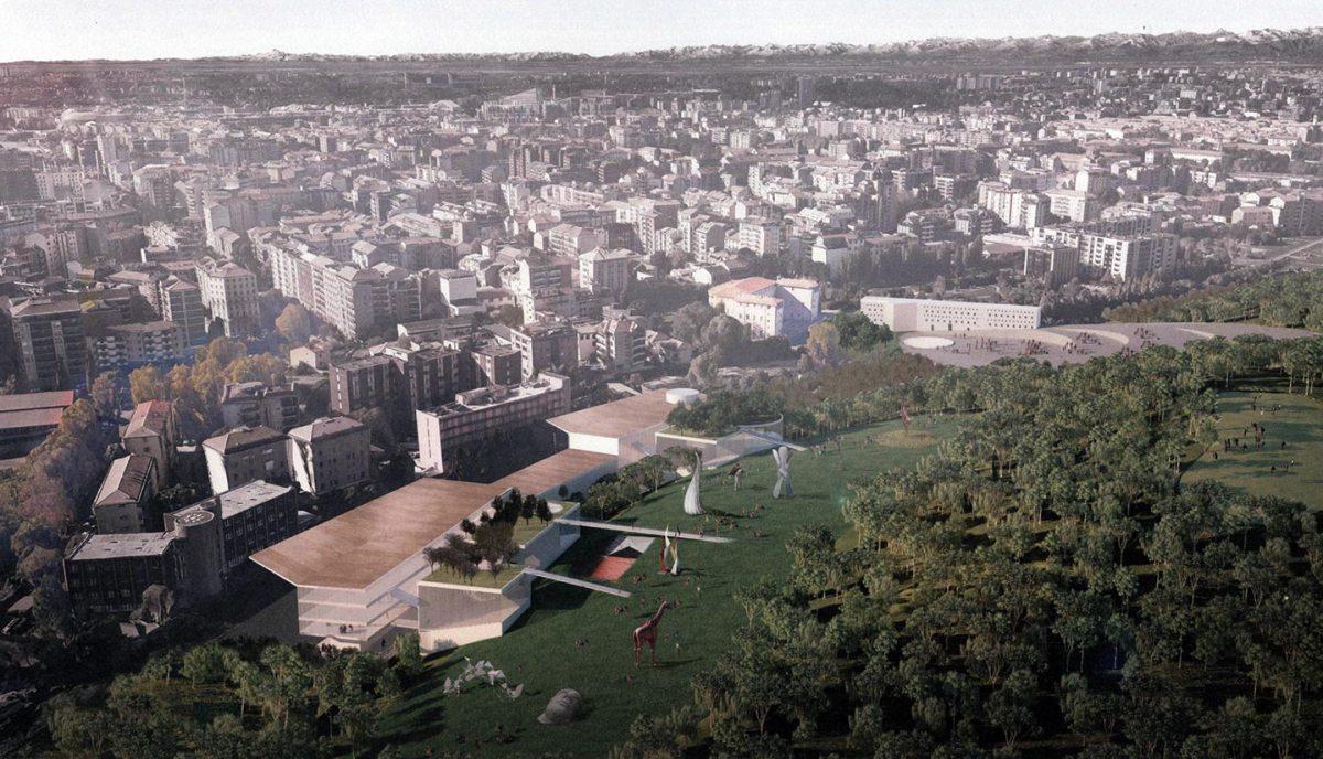 Un Fiume Verde per Milano, Ex Scalo Farini, La Grande Brera