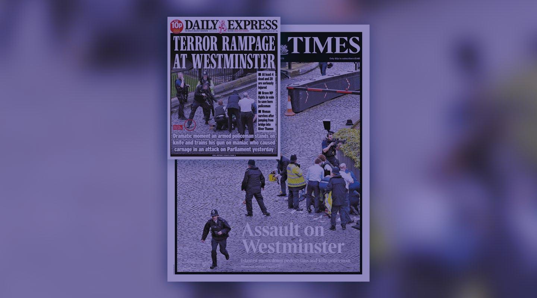 Cosa possiamo imparare da una foto dell'attacco a Westminster