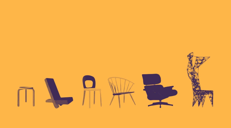 L'identità culturale della sedia