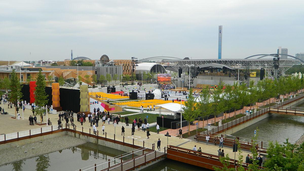 Expo 2015 / Wikimedia Commons