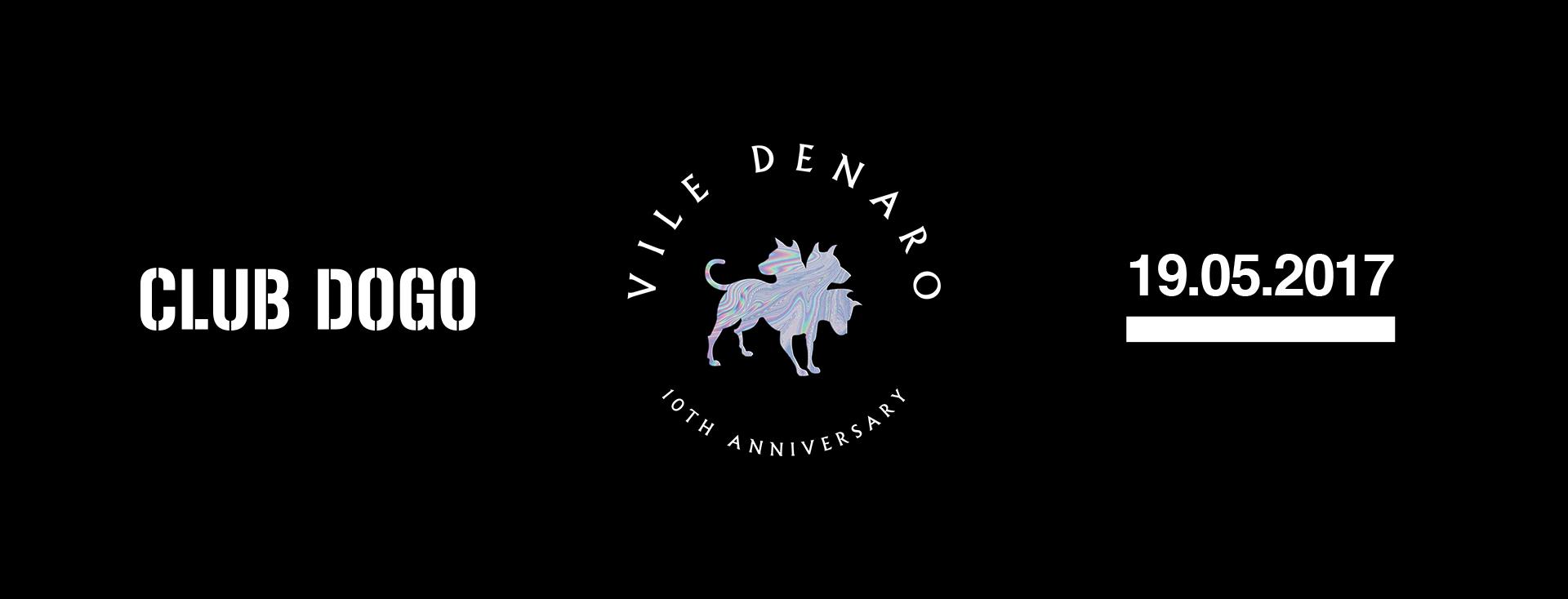 I Club Dogo hanno ripubblicato Vile Denaro