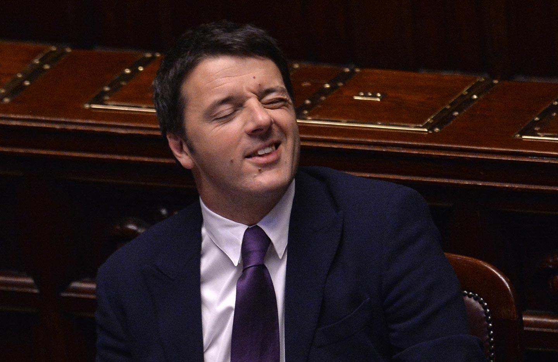<em>Hello, World!</em> <br />Ma con Renzi si vince