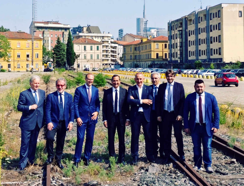 L'accordo sugli scali ferroviari sotto l'ombra delle indagini per Expo