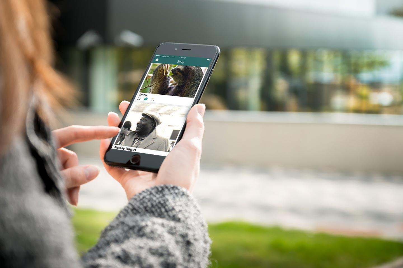 Binky è l'app che non fa nulla, ma che appaga i vostri istinti social