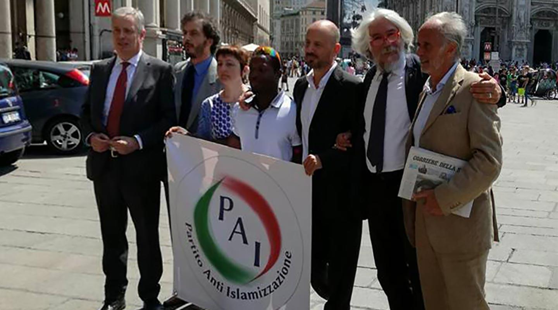 Ma quelli del Partito Anti-Islamizzazione fanno sul serio?