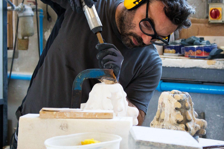 Relitto di marmo — Veneranda Fabbrica del Duomo