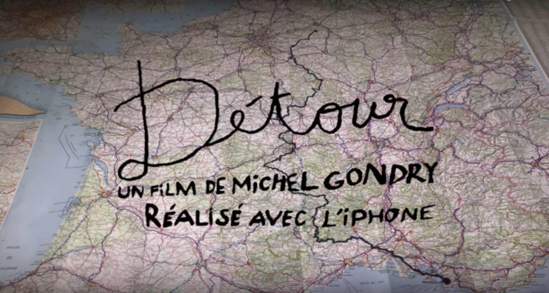 <em>Détour</em> è il nuovo corto di Michel Gondry girato interamente con un iPhone