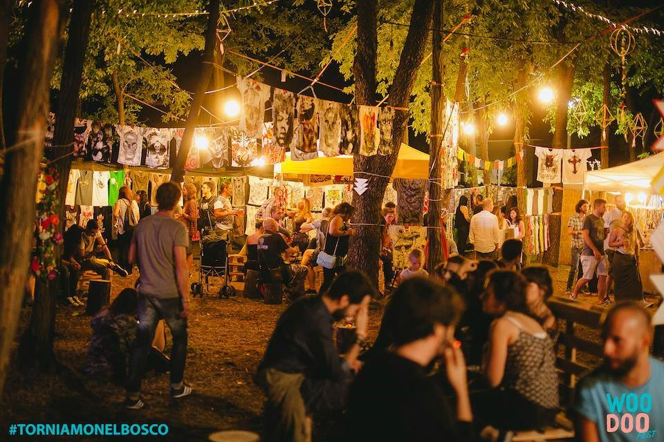 Woodoo Fest: #torniamonelbosco, ma in provincia di Varese