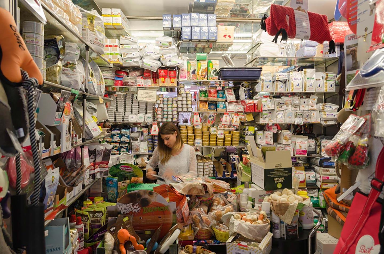 Le luci dei mercati coperti milanesi