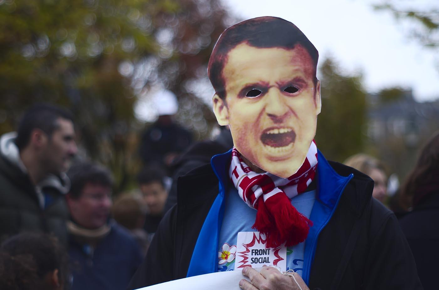 Due giornate di mobilitazione a Parigi contro la riforma del lavoro