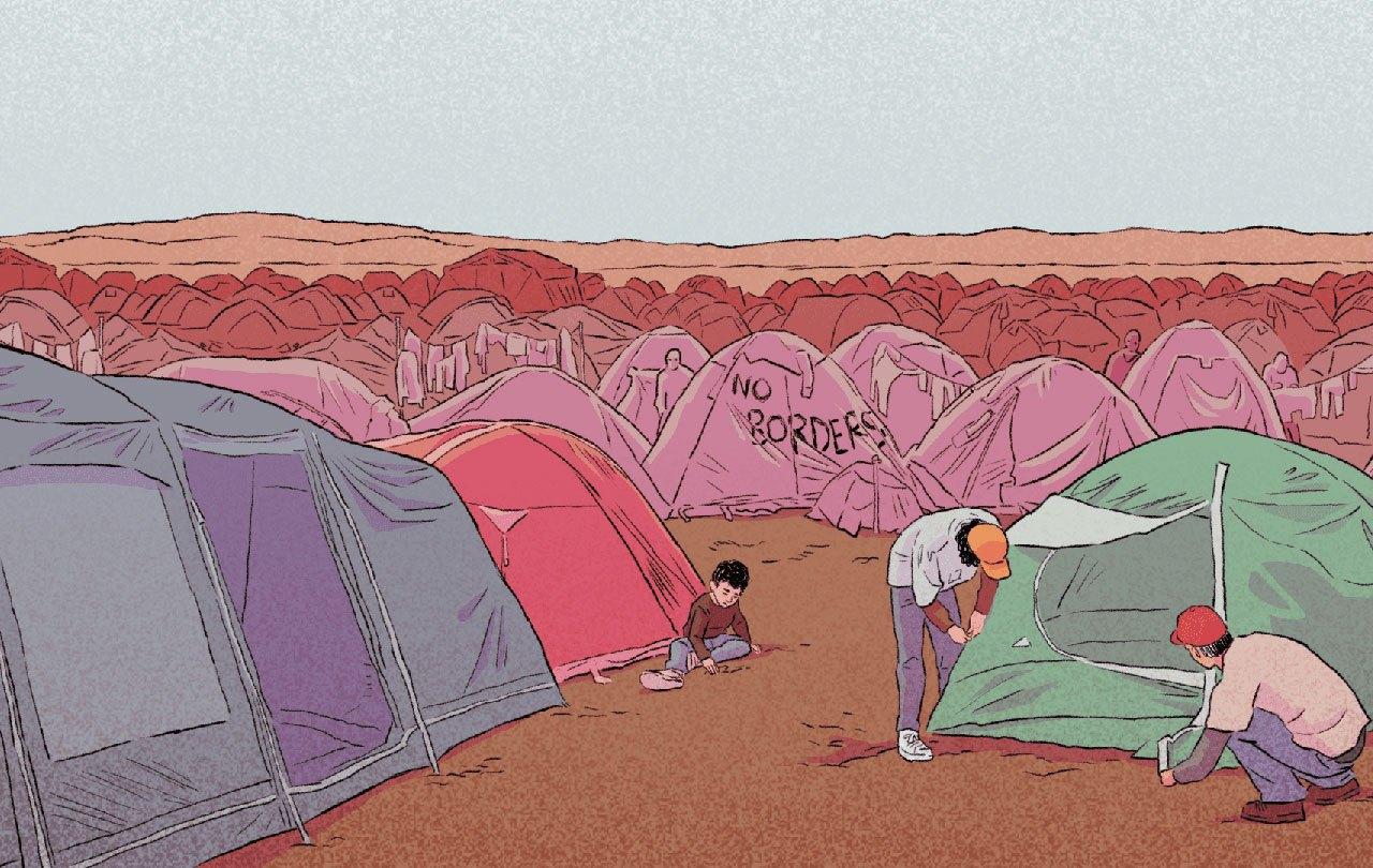 Bury Me, My Love è il primo videogioco che riesce a raccontare l'esperienza dei rifugiati