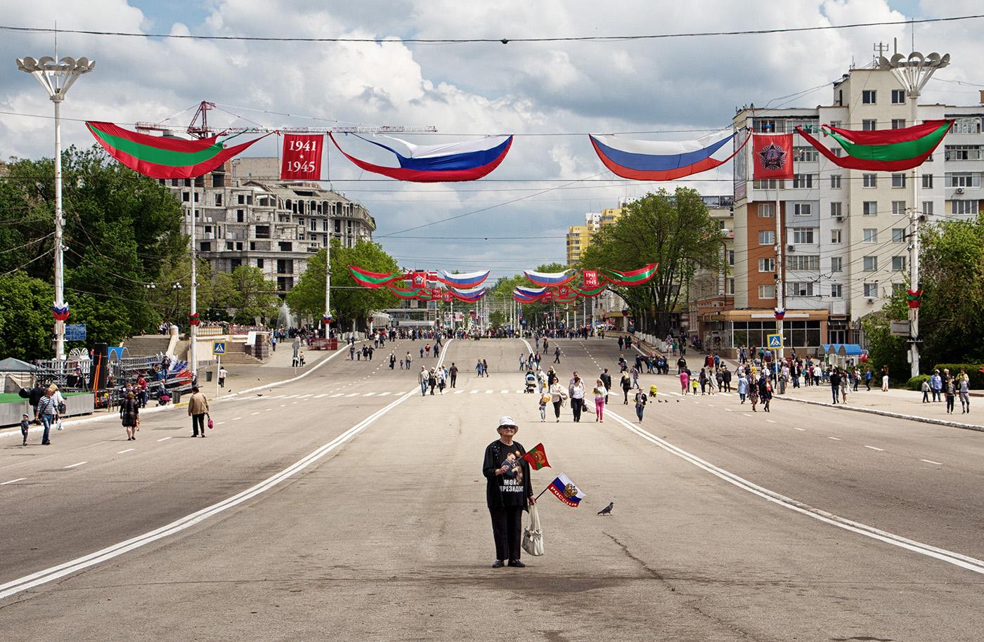 Raccontare la Transnistria come se fosse un paese normale