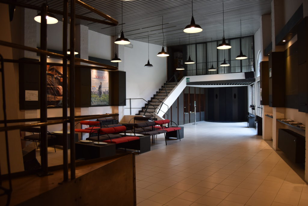 Il foyer del cinema Garibaldi, Poggibonsi