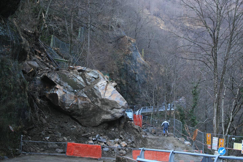 Valle Cannobina, storia di una frana dimenticata