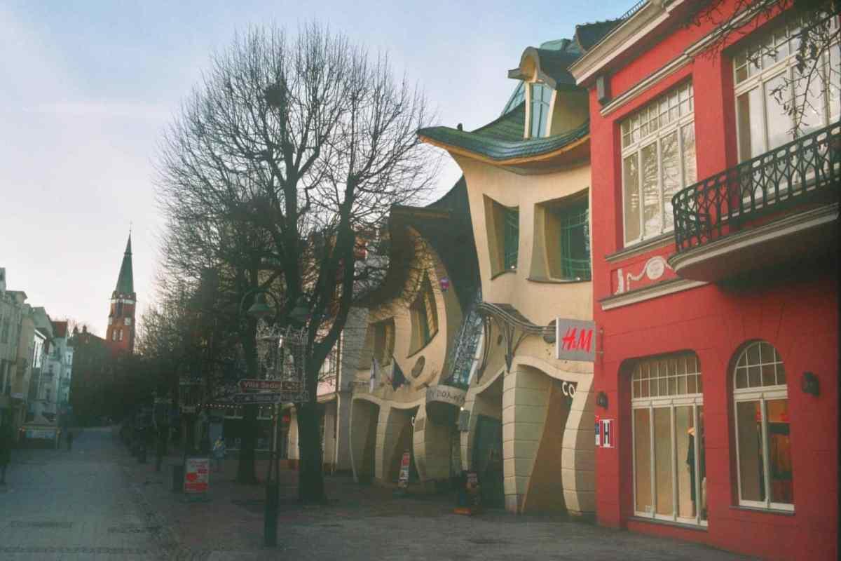 Casa che si scioglie