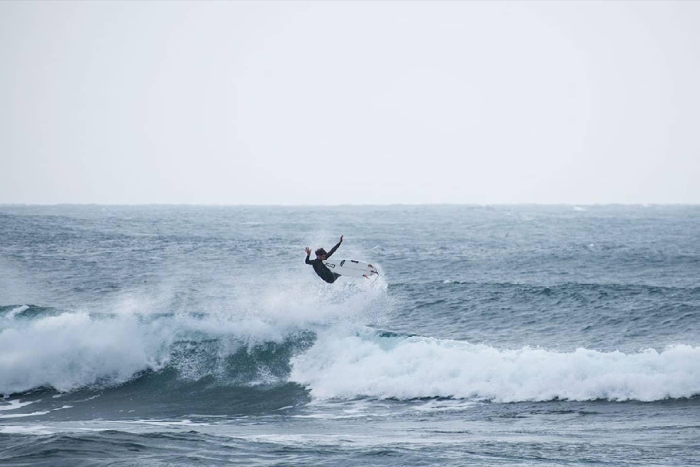 200 giorni di surf all'anno in Sardegna