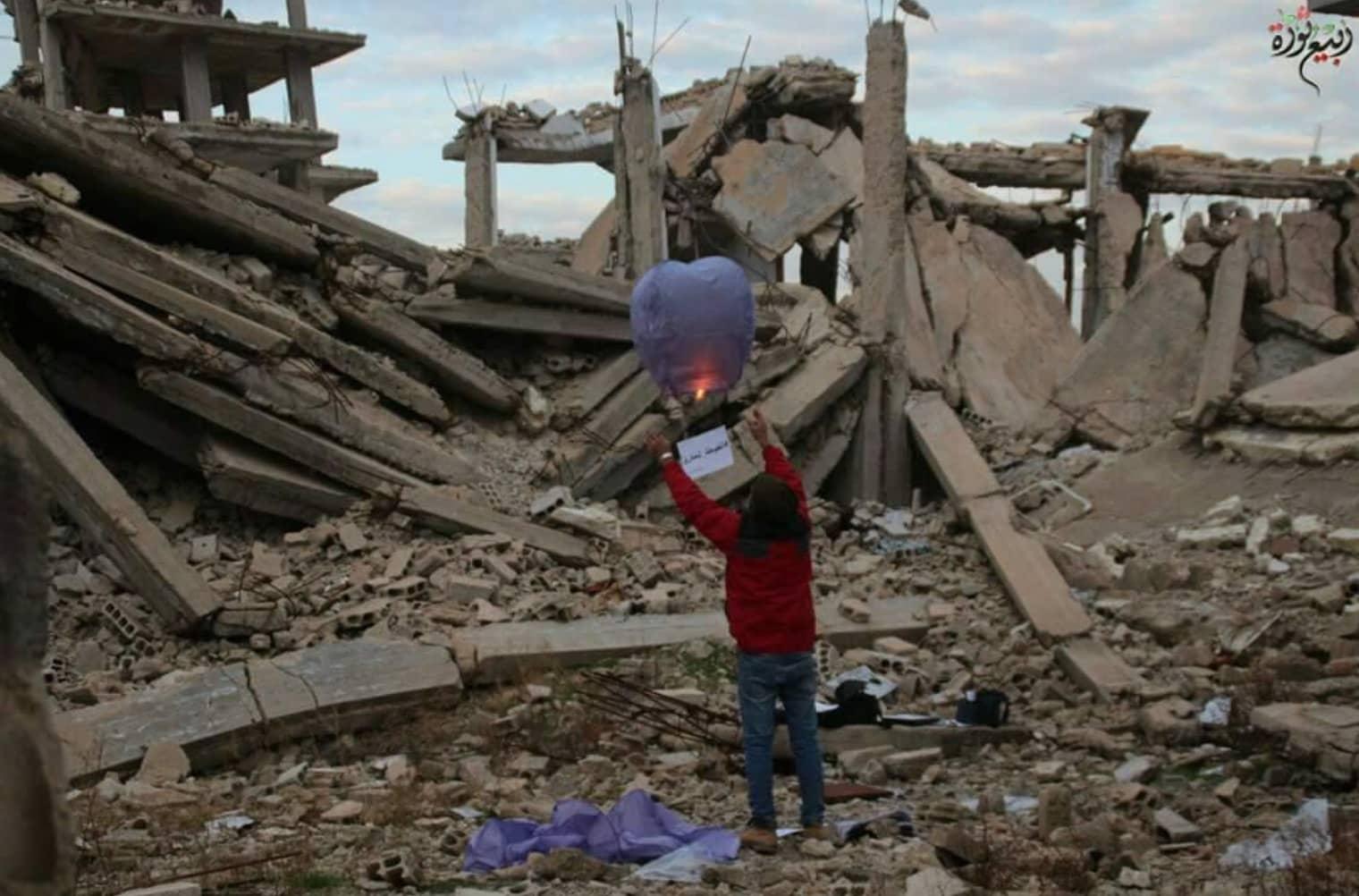 <em>Hello, World!</em> <br />Il massacro di Ghouta Est