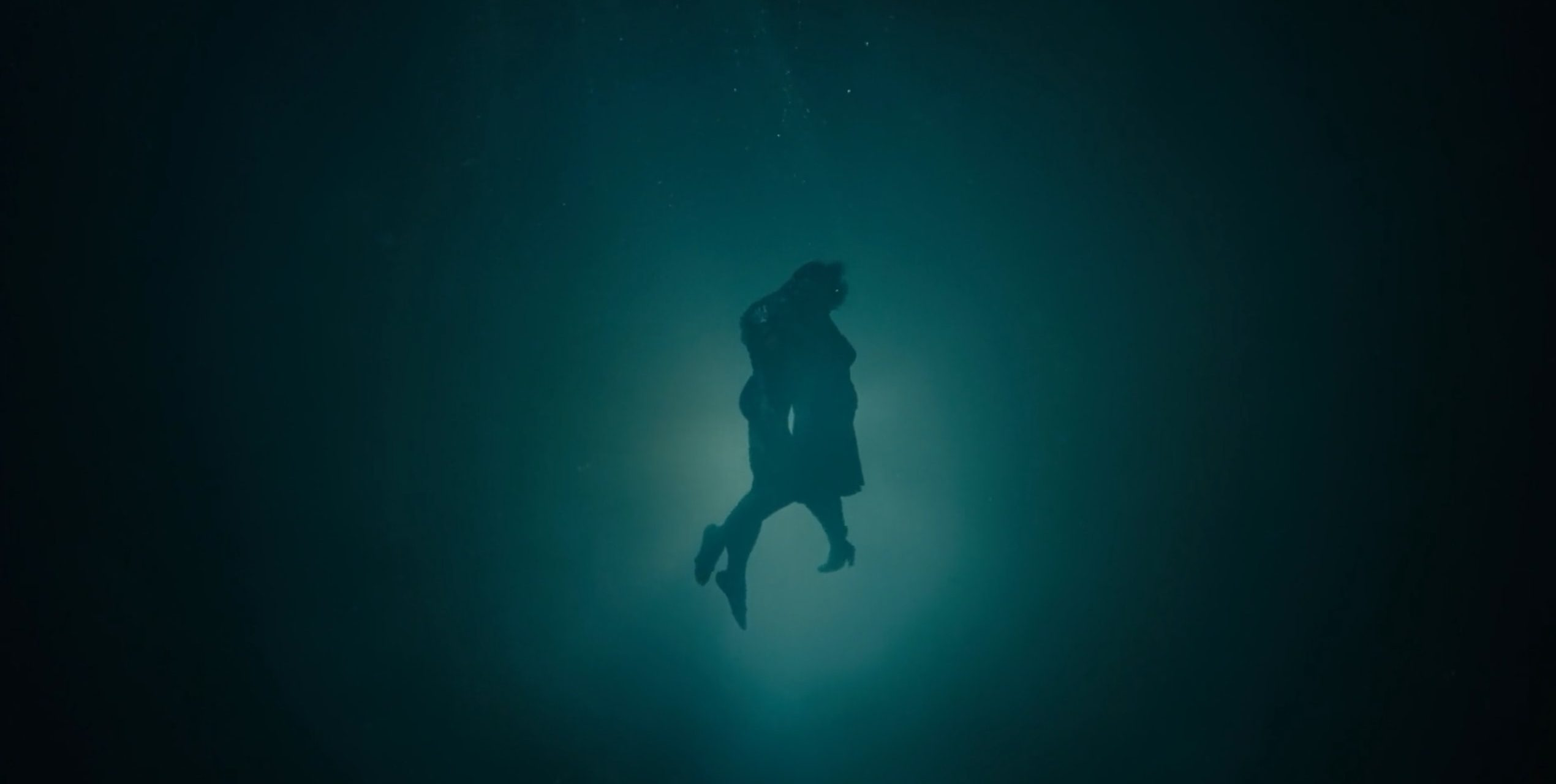 Mi sento fortunato ad aver visto <em>La forma dell'acqua</em>