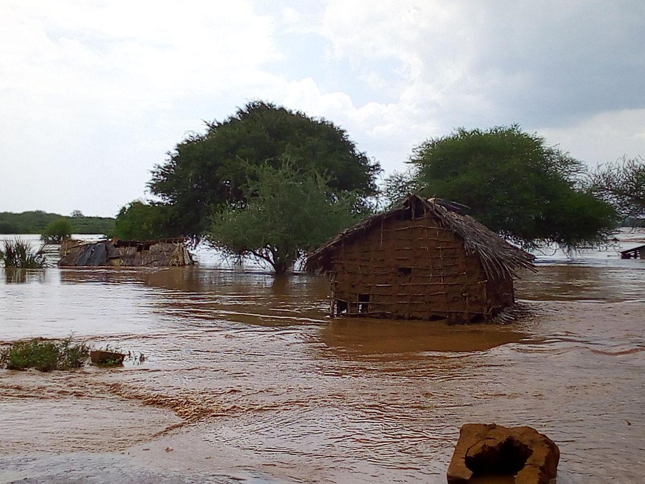 Il Kenya sta affrontando la più grave stagione delle piogge degli ultimi cinquant'anni