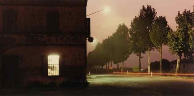 Nei pressi di Fidenza, 1985
