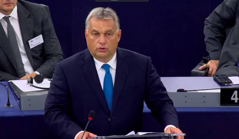 Botte a Orban